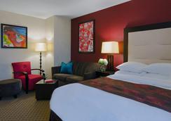 Hotel Zero Degrees Downtown Stamford - Stamford - Bedroom