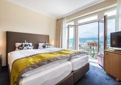 Hotel Seeburg - Lucerne - Bedroom
