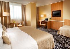 Orea Hotel Pyramida - Prague - Bedroom