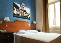 Hotel Kent - Rome - Bedroom