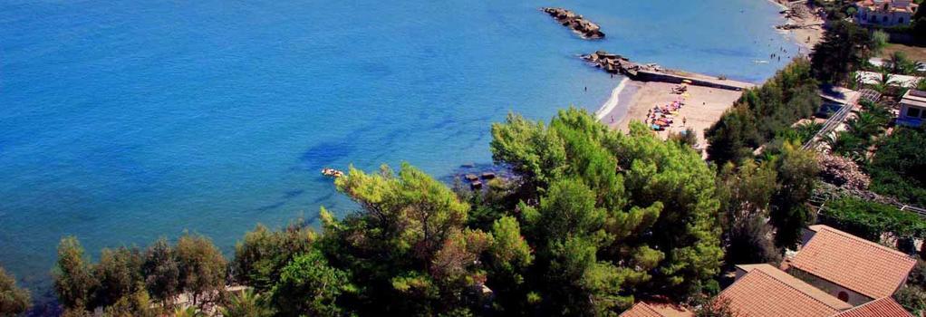 Villaggio Residence Testa di Monaco - Capo d'Orlando - Beach