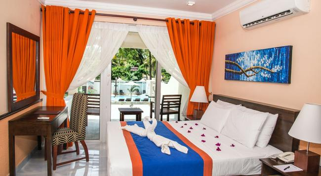 Paradise Beach Hotel - Negombo - Bedroom