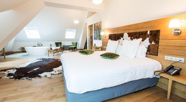 Hôtel Marotte - Amiens - Bedroom