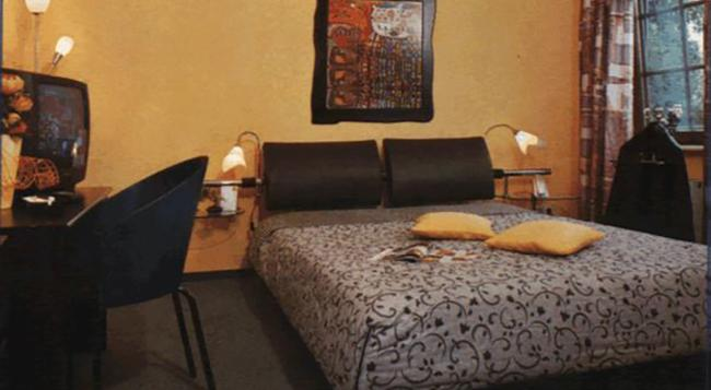 Garni-Hotel An Der Weide - Berlin - Bedroom