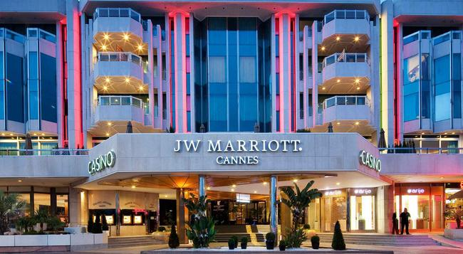 JW Marriott Cannes - Cannes - Building