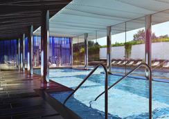 Hotel Royal Savoy Lausanne - Lausanne - Pool