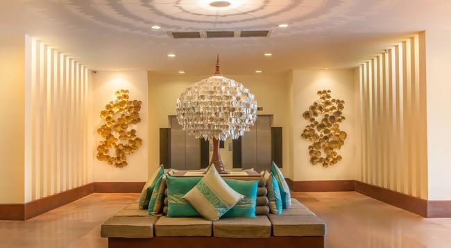 The Privilege Floor @Lotus Blanc - Siem Reap - Lobby