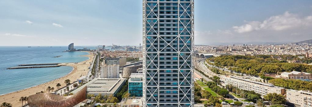 Hotel Arts Barcelona - Barcelona - Building