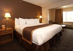 New Victorian Suites - Lincoln - Bedroom