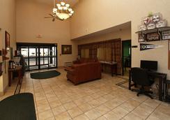New Victorian Inn & Suites In Sioux City, Ia - Sioux City - Lobby