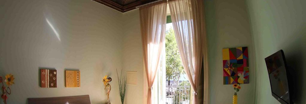 Bed & Breakfast Ipnos - Catania - Bedroom