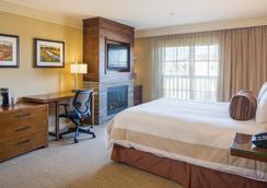 Hotel Abrego - Monterey - Bedroom