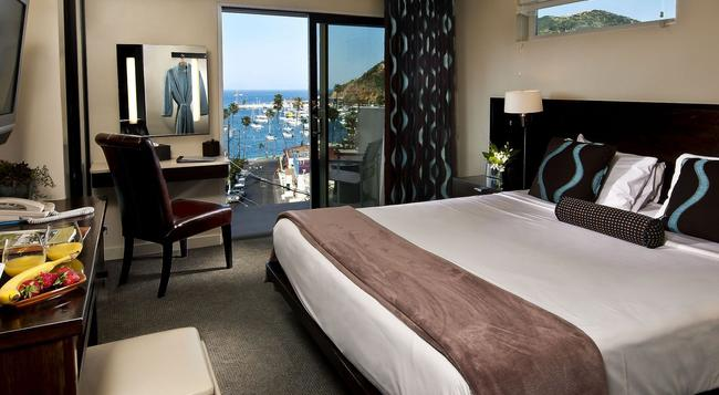 Aurora Hotel & Spa - Avalon - Bedroom