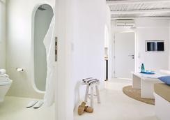 Delmar Apartments & Suites - Apollonia (Milos) - Bathroom
