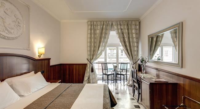 Nakissa Inn - Rome - Bedroom