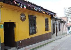 Chocolate Hostel - Bogotá - Outdoor view