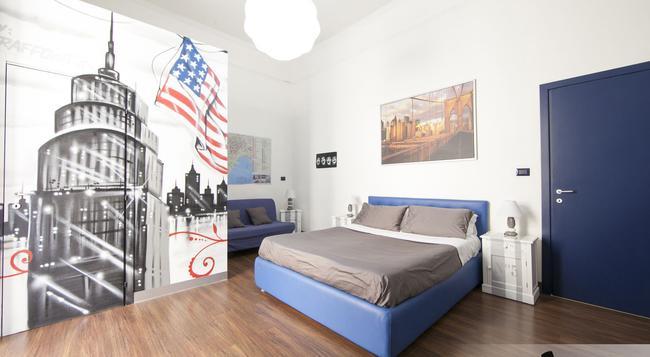 Toledo station Bed & breakfast - Naples - Bedroom
