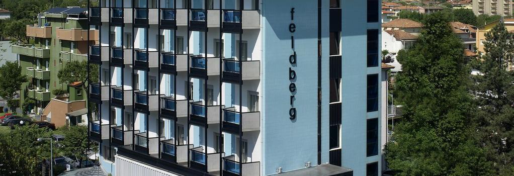 Hotel Feldberg - Riccione - Building