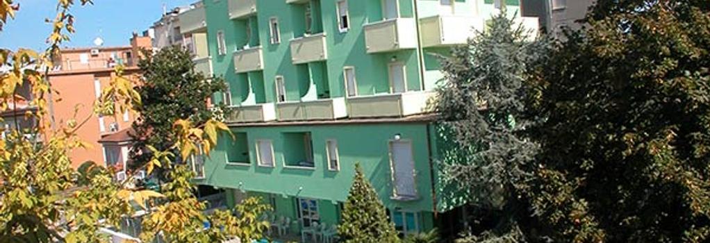 Residence Eurogarden - Rimini - Building