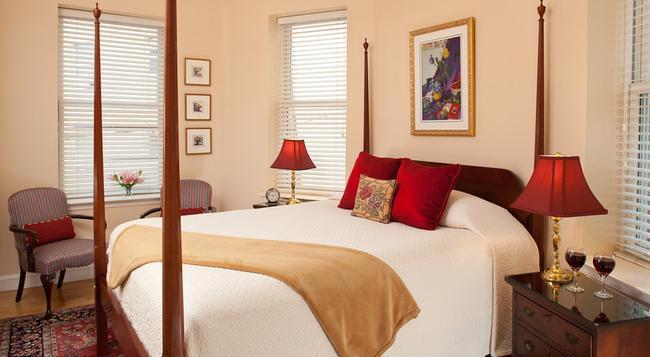 Woodley Park Guest House - Washington - Bedroom