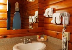 Antler Inn - Jackson - Bathroom