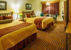 Antler Inn - Jackson - Bedroom
