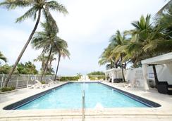 The Mimosa Hotel - Miami Beach - Pool