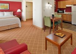 Residence Inn by Marriott Austin North-Parmer Lane - Austin - Bedroom