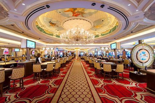 The Venetian Resort-Hotel-Casino - Las Vegas - Casino