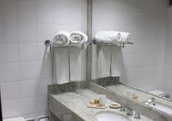 Mabu Curitiba Express - Curitiba - Bathroom
