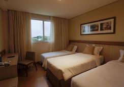 Mabu Interludium Iguassu Convention - Foz do Iguaçu - Bedroom