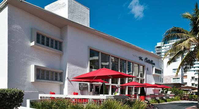 Catalina Hotel & Beach Club - Miami Beach - Building