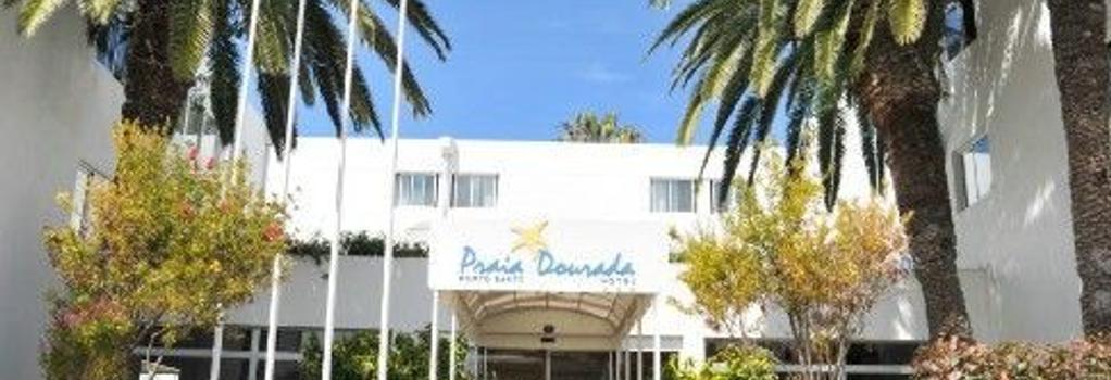 Praia Dourada Hotel - Porto Santo - Building