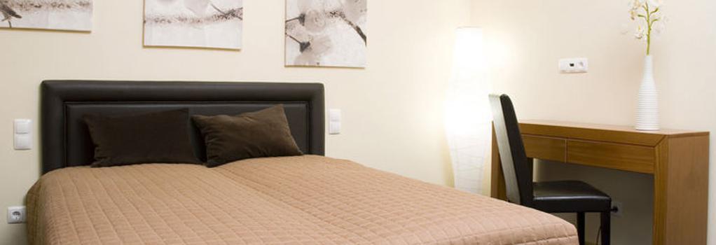 Inn Fashion Residence - Lisbon - Bedroom