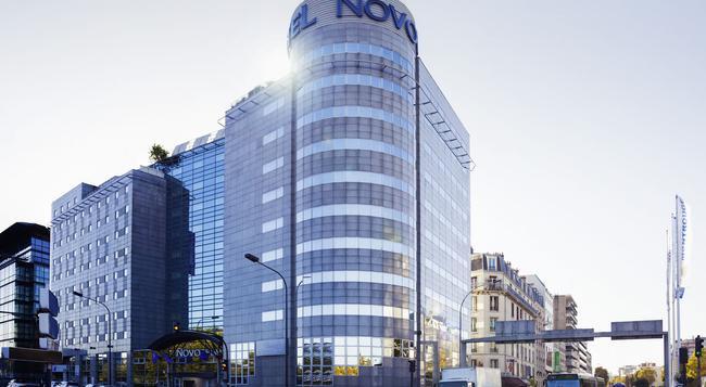 Novotel Paris Porte d'Orleans - Paris - Building