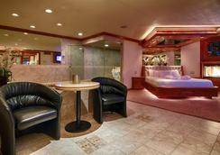 Sybaris Pool Suites Northbrook - Adults Only - Northbrook - Living room
