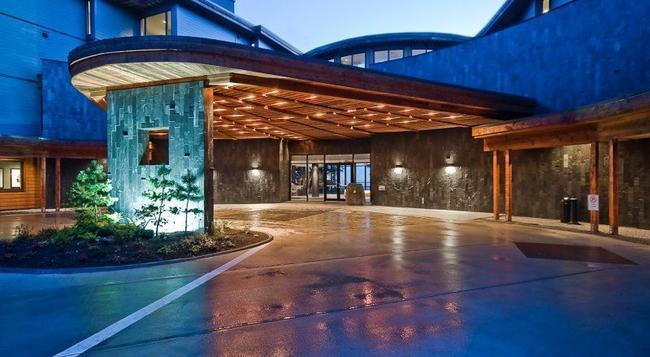 Black Rock Oceanfront Resort - Ucluelet - Building