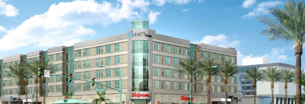 Hyatt House at Anaheim Resort/Convention Center - Anaheim - Building