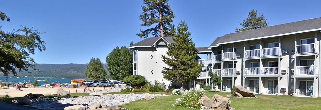 The Beach Retreat & Lodge at Tahoe - South Lake Tahoe - Building