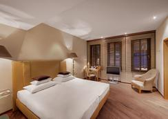 anna hotel - Munich - Bedroom