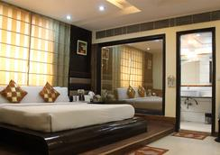 Hotel Daanish Residency - New Delhi - Bedroom
