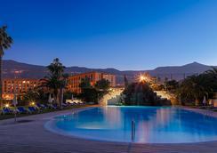 Hotel Las Aguilas - Puerto de la Cruz - Pool