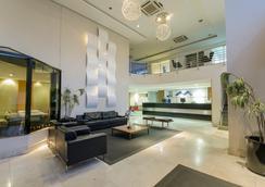 Hotel Adrianópolis All Suites - Manáus - Lobby