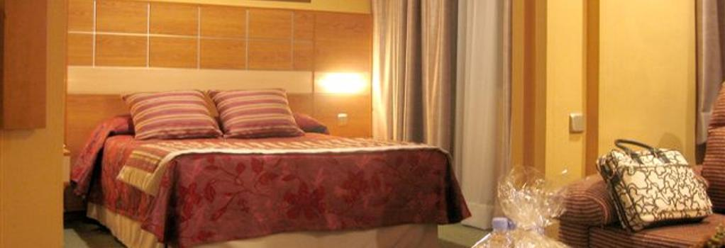 City House Hotel Florida Norte By Faranda - Madrid - Bedroom