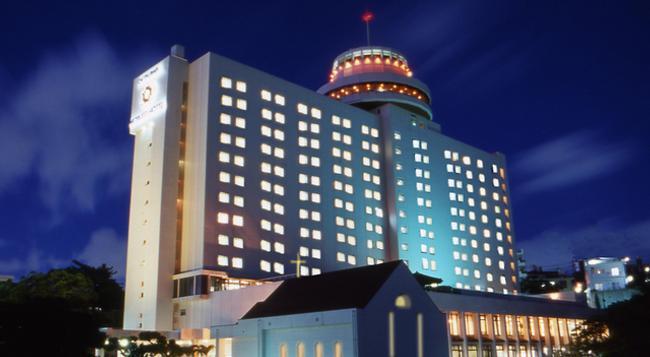 Okinawa Miyako Hotel - Naha - Building