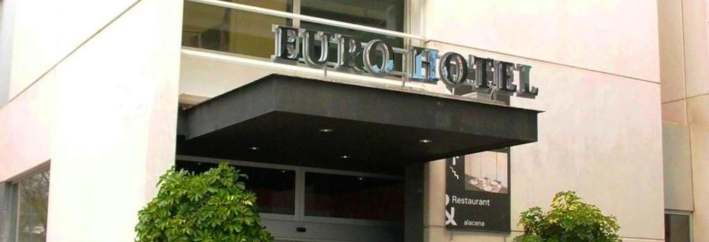 Eurohotelbarcelona - Barcelona - Building