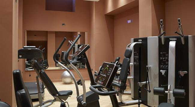 Samaria Hotel - Chania (Crete) - Gym