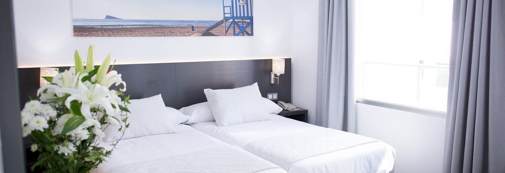 Hotel Los Alamos - Benidorm - Bedroom