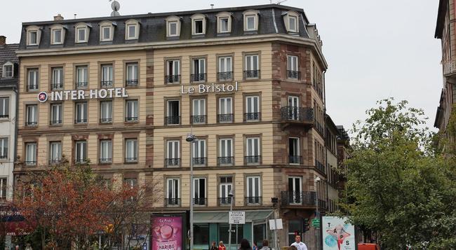 Inter-Hotel Le Bristol Strasbourg - Strasbourg - Building