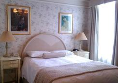 Cornell Hotel de France - San Francisco - Bedroom